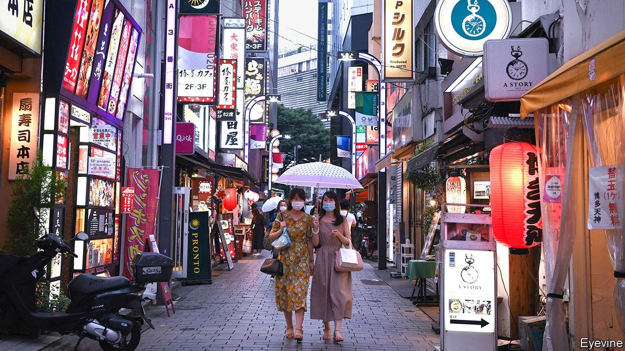 Les autorités japonaises ont mieux compris la covid-19 que la plupart des autres pays