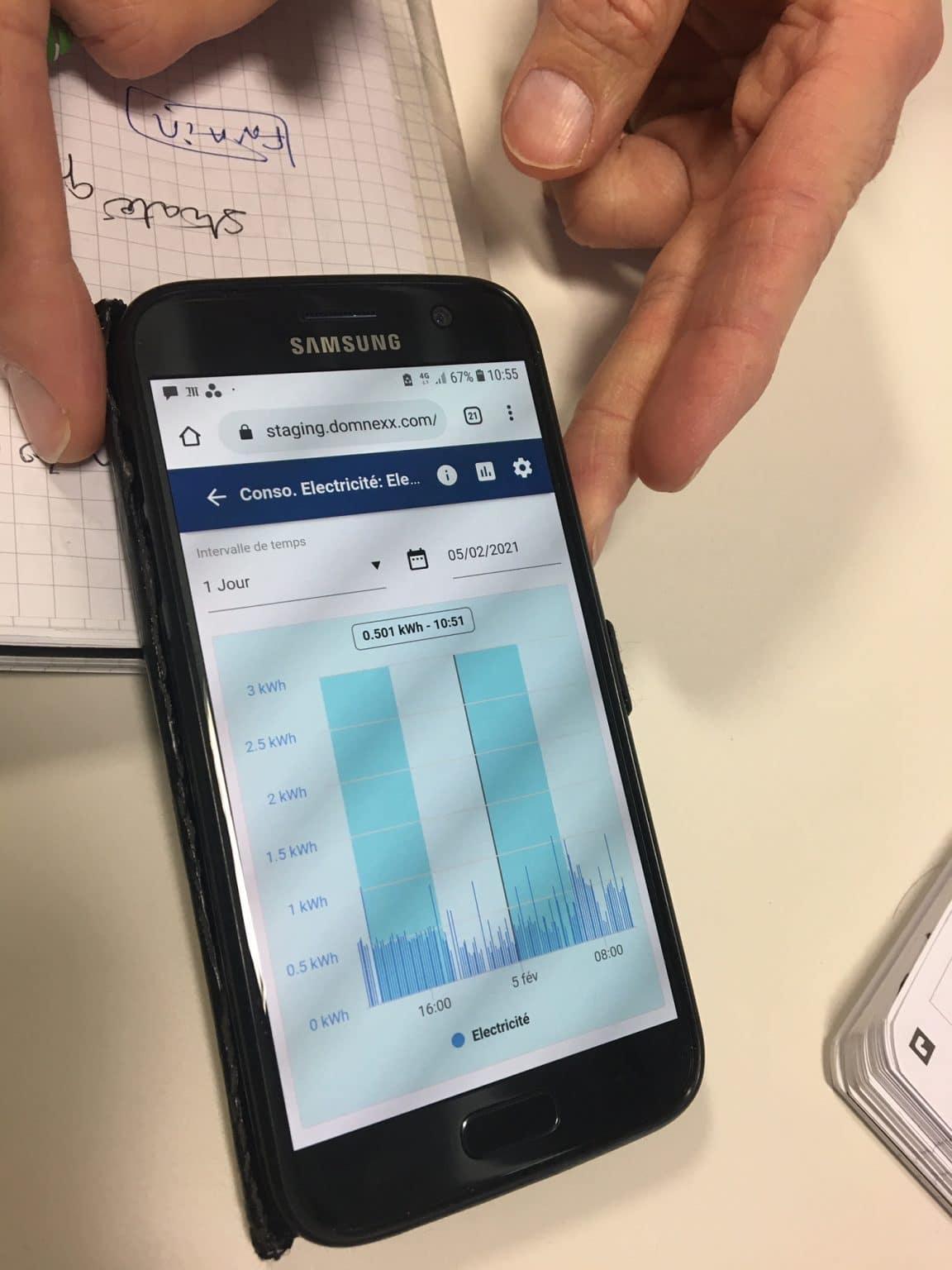 Rendre les compteurs intelligents et monitorer tous les flux (air, eau, électricité, …)